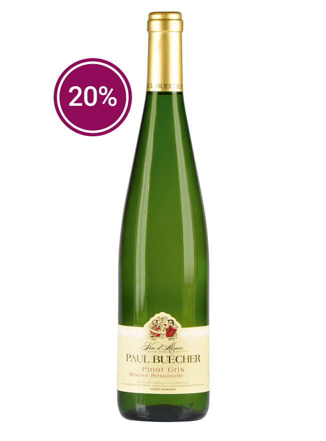 Pinot Gris Expression, Paul Buecher